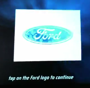 Revealing a New Ford in a New Way