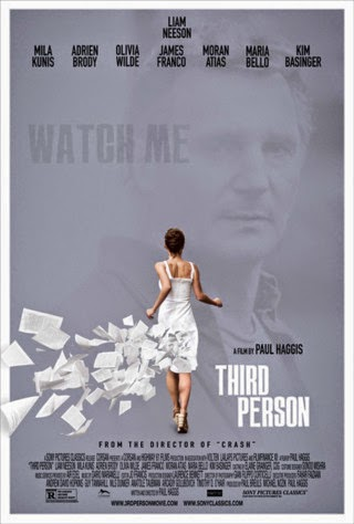 Film Third Person 2014 di Bioskop