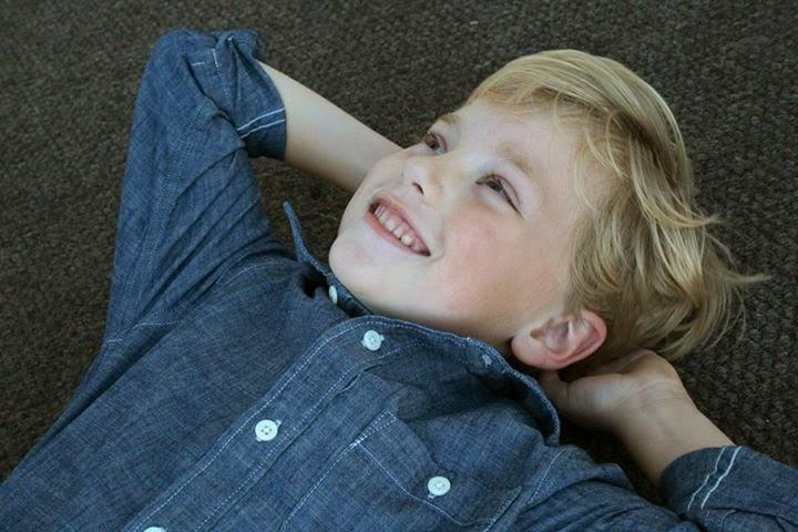 Grandson Harrison