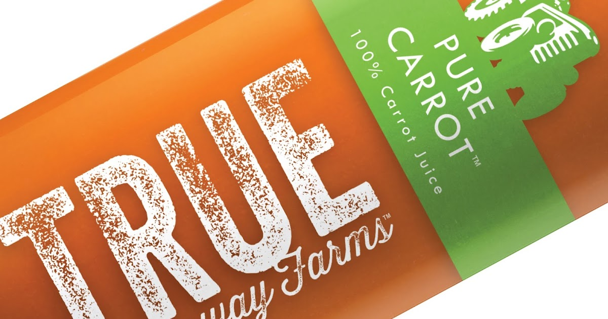 True Organic Juice On Packaging Of The World Creative