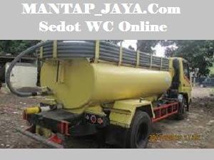 Jasa Tinja dan Sedot WC Gunungsari Surabaya Call 085733557739