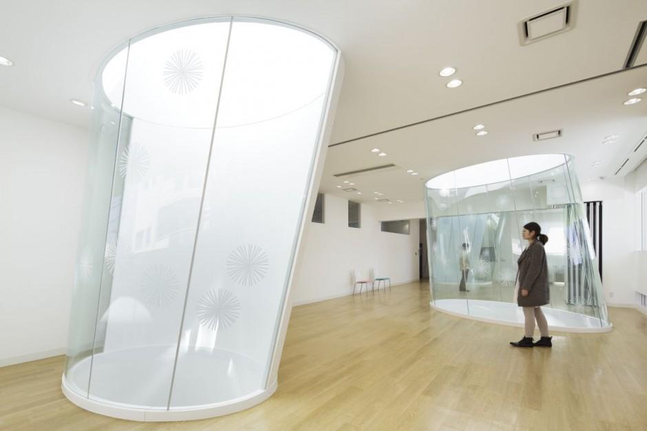 Sugamo Shinkin Bank By Emmanuelle Moureaux HouseVariety