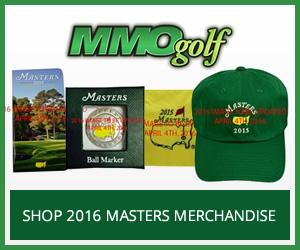 2016 Masters Merchandise