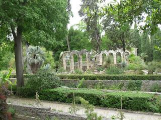 モンペリエ 植物園