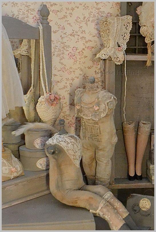 Een Frans boudoir