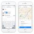 Présentation de transport sur Messenger