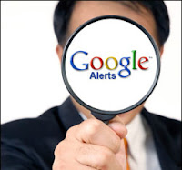 google alerts,get updated