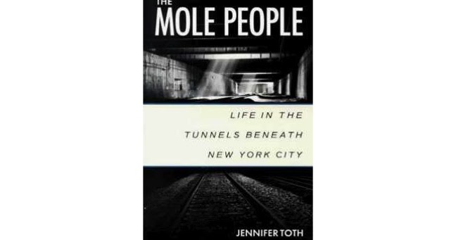 an analysis of jennifer toths the mole people Jennifer toth's wiki: jennifer toth is a british journalist and writerbiographyborn in 1967 in london, she studied history she published her study entitled the mole people: life in the tunnels beneath new york city.
