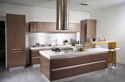 Simple Modern Minimalist Kitchen Design