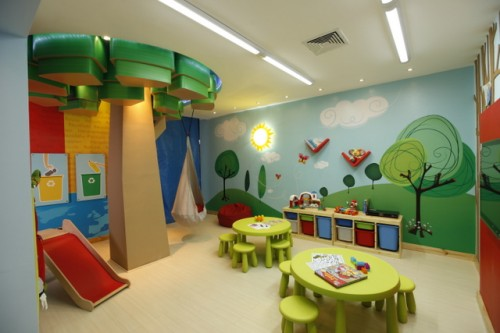 unique and interesting playroom decorating ideas that you