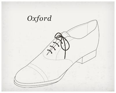 Was ist ein Oxford Schuh?