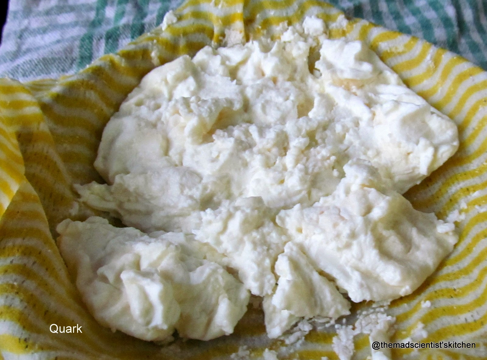 Quark Cheese DIY