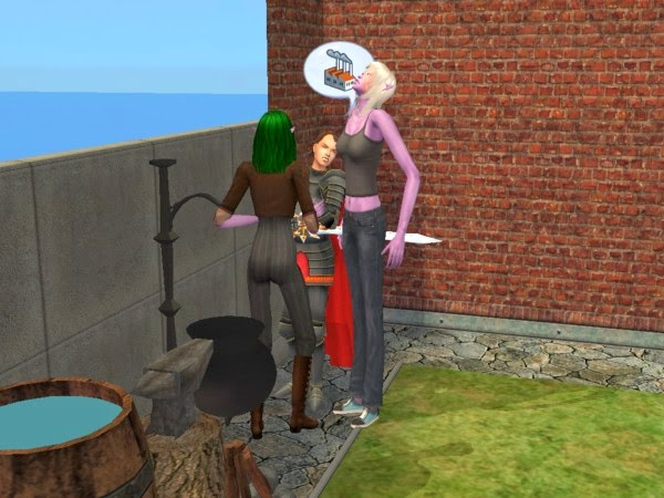 Sims 2 lorelli an autobiography part3 - 2 4