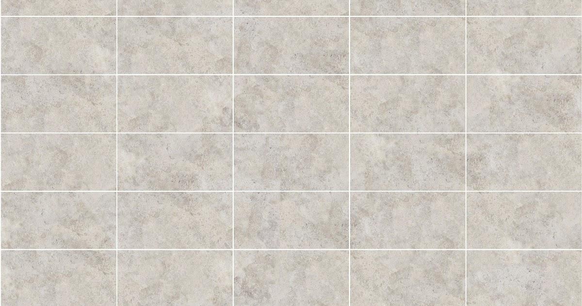 Closeup di pavimento in piastrelle di ceramica con riflessione