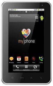 Mypad 7.0, myphone tablet, myphone android