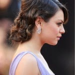 Mila Kunis hairstyle 2014 American actress and voice artist.