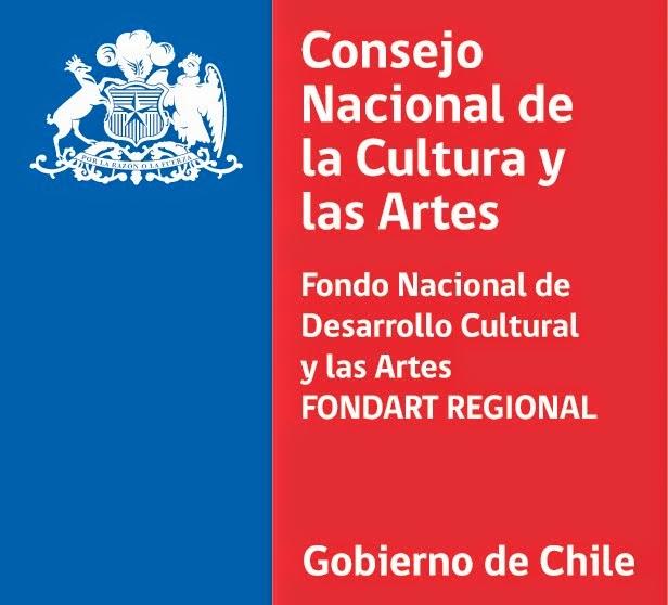 Obra financiada por el Fondart Regional, convocatoria 2015.