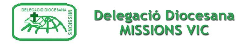Missions Bisbat Vic