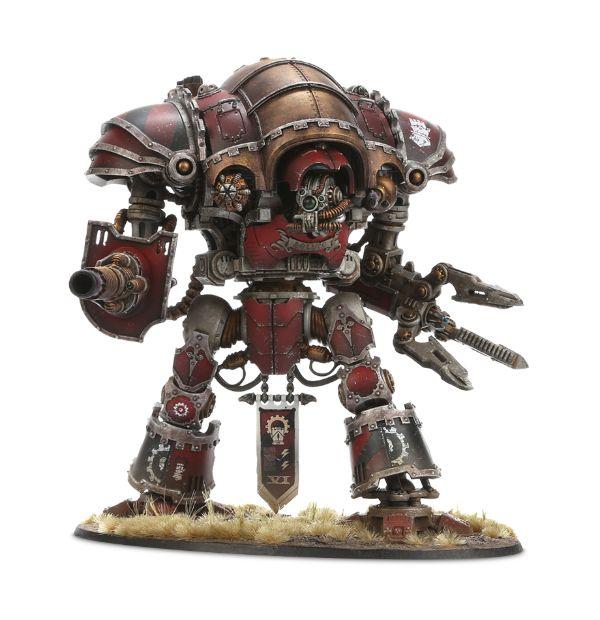 Questoris Knight Magaera frontal