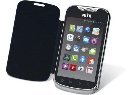 Mito mobile baru saja meluncurkan smartphone Android dual-core ...