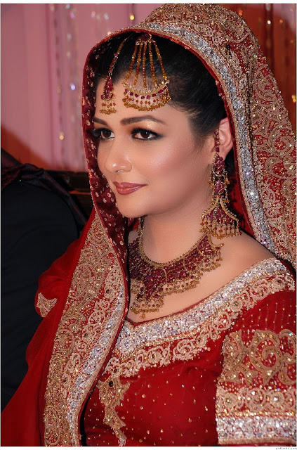 Jhoomar indio Tocado de novia