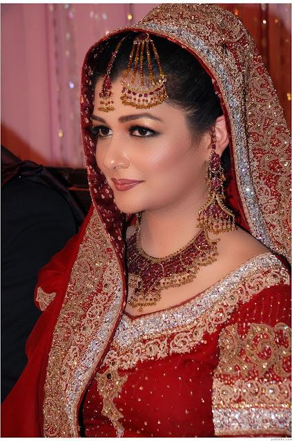 Jhoomar Indian Bridal Headpiece