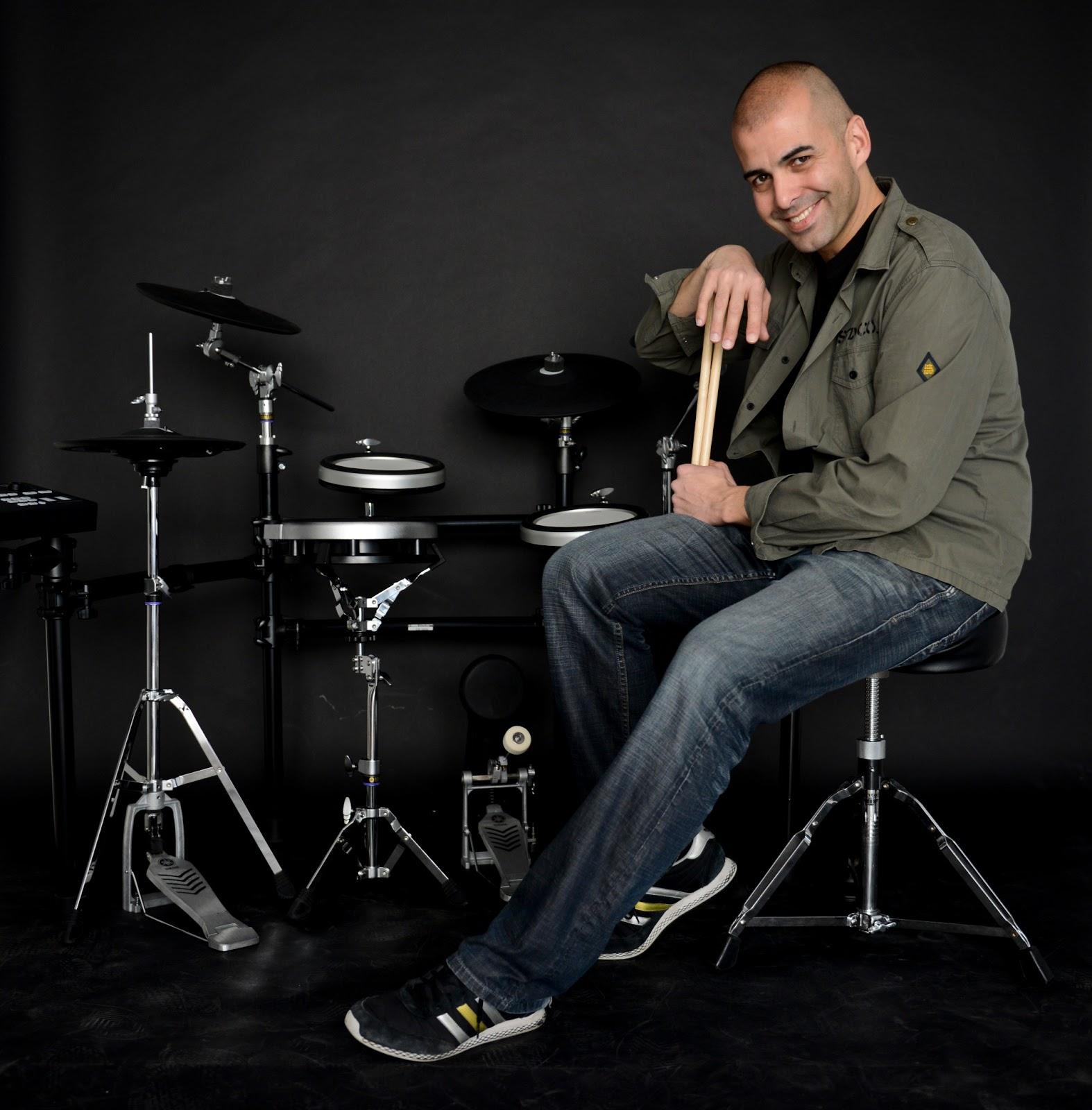 Yamaha Dtxk Electronic Drum Kit With Headphones Stool Sticks