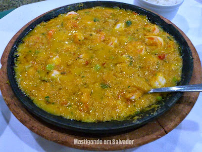 Restaurante Ki-Mukeka: Bobó de Camarão