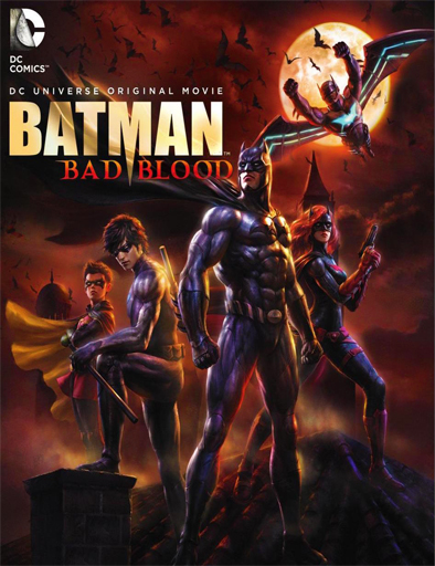 Ver Batman: Bad Blood (2016) Online