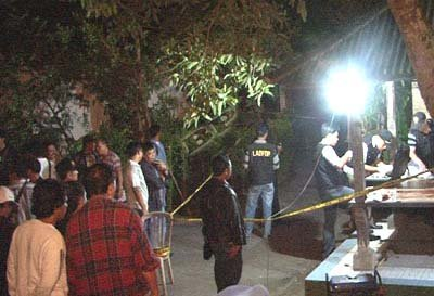 Teroris Ditembak Mati di Bali