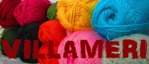 Klikkaa tiesi ihmettelemään neulomuksia ja muita näperryksiäni! :)