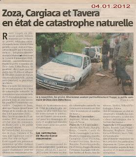 Zoza Intempérie 2011