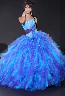 Coleccion Vestidos Quinceanera 2012