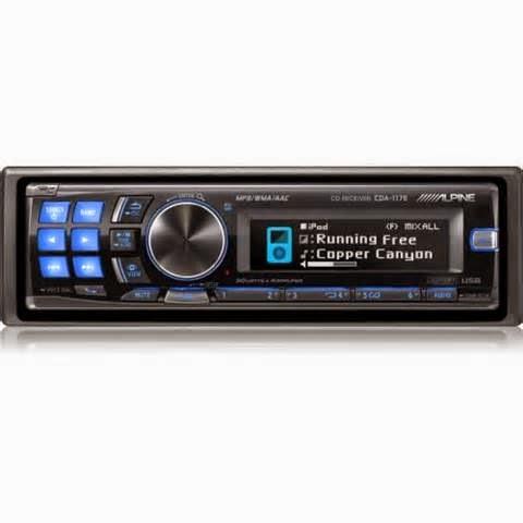 Head unit Alpine CDE 117, Yaitu product teranyar yang mempunyai teknologi untuk penyusunan suara yang benar-benar mutakhir, Digital Time Alightment, merupakn andalan dari Alpine, untuk mendatangkan suara sound sistem Quality, Processor ini, berperan untuk memproses tanda suara untuk hingga ke pendengar dengan cara berbarengan, diman pada interior mobil, jarka speaker kiri serta kanan berbeda, procesor ini yang berperan untuk mendelay tanda suara, sehinga staging suara bisa di dengar di posisi Center stage, Head unit ini bisa membaca seluruhnya format audio CD, MP3, serta feature Radio AM, FM, Design yang berkesan minimalis, yaitu cirii kahs product alpine, umunya product alpine, mengutamakn mutu suara daripada design yang berkesan terlalu berlebih, Mutu suara vokal alpine, lebih alami.