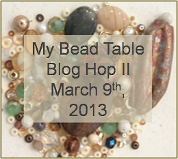 My Bead Table Blog Hop