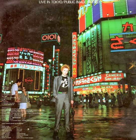 Disco PIL - Live in Tokyo