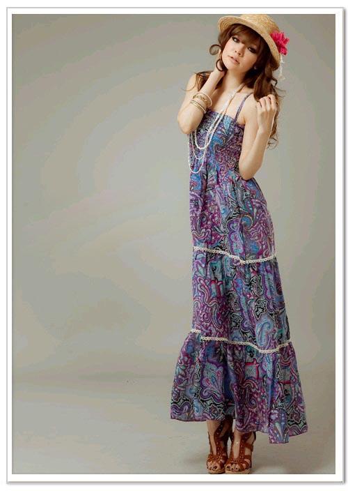 Fashion And Art Trend Cute Summer Dress 2012