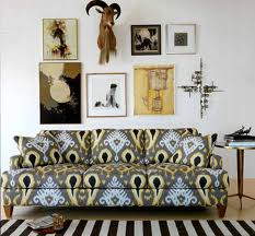 Ikat Sofa Couches