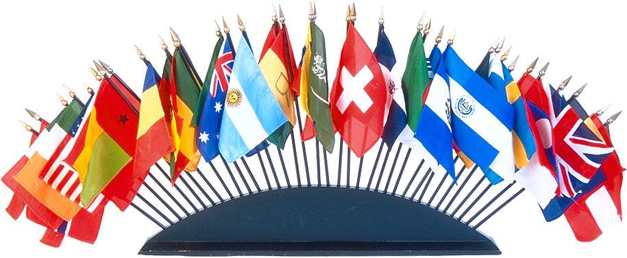 Conocer gente de otros países