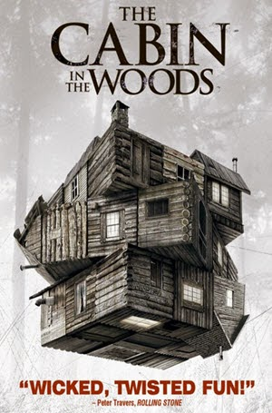 The Cabin in the Woods: Theatrical Release Poster