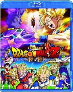 Dragon Ball Z: Battle Of The Gods, BRRip, Esp.Latino, 2013