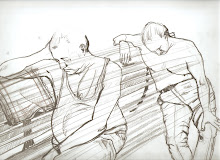 Dibujos Pequeño Formato