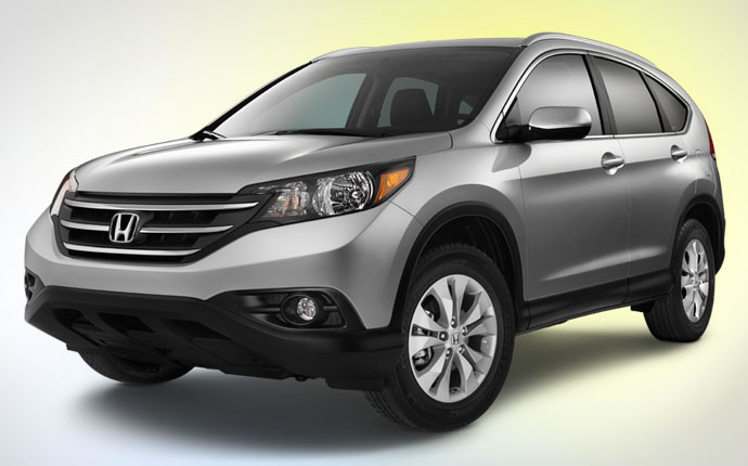 Amazing The New 2014 Honda CR V
