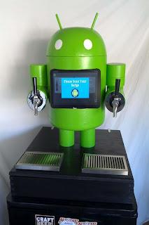 KegDroid el Grifo de Cerveza Android