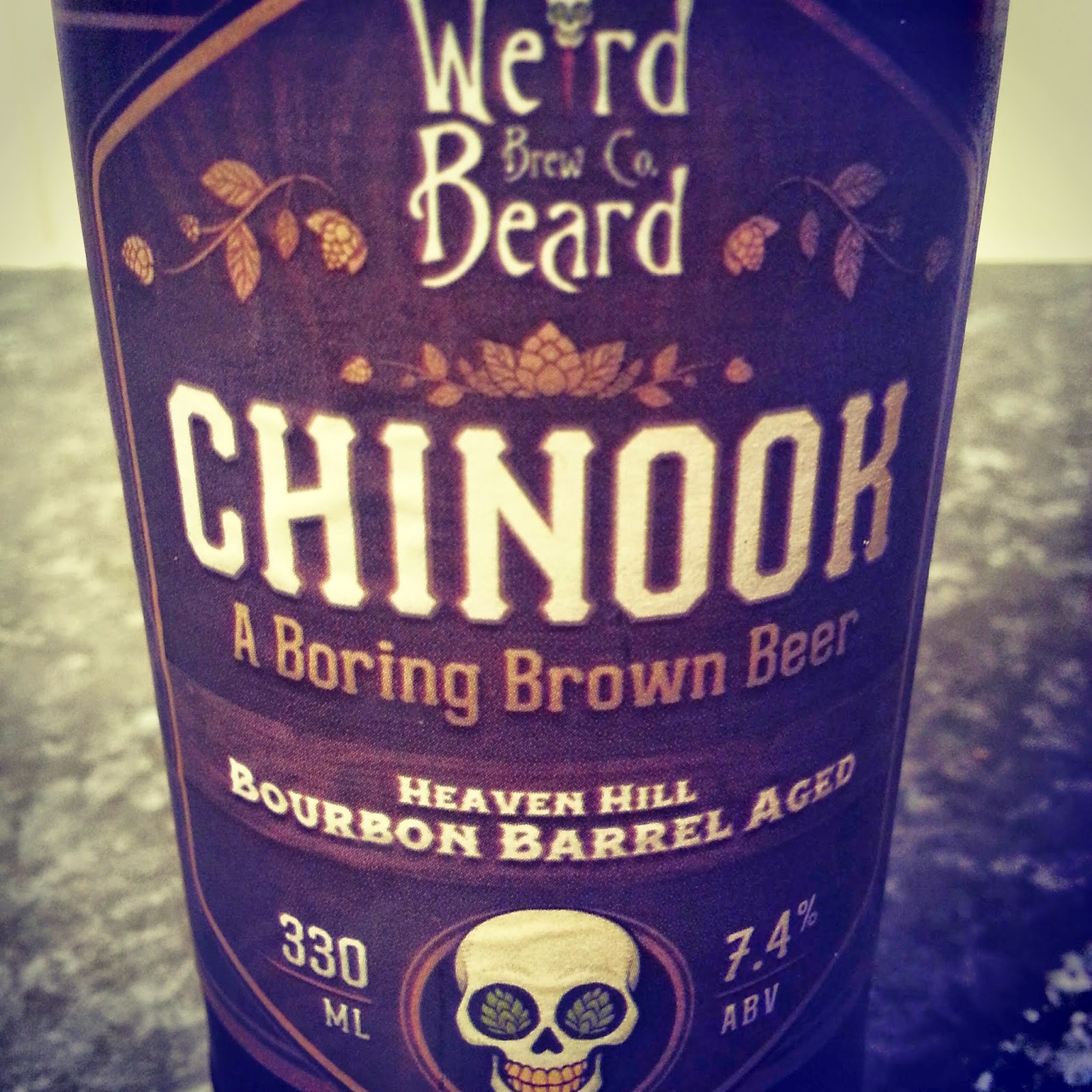 Weird Beard Brewing Company Chinook