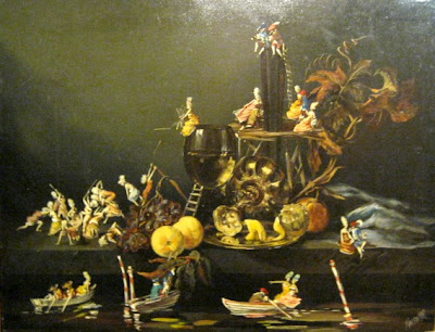 Галерея РА: арт-блюда для гурманов. Мужской взгляд на мир и его владычиц