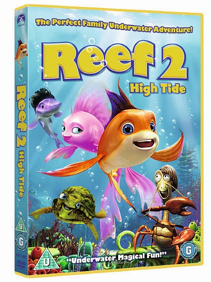 Reef 2, High Tide, Review, DVD, Film
