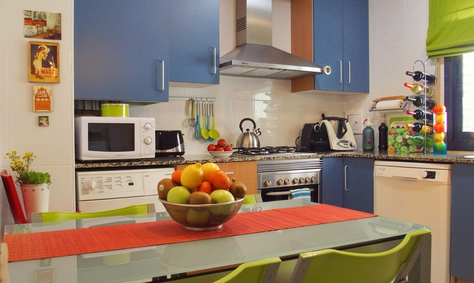 Equilibrio Feng Shui: Reto la casa del año. Feng Shui en mi cocina
