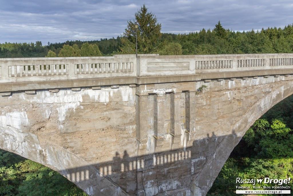 Kultowe akwedukty w Stańczykach