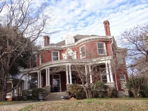 Historic Homes In Macon Georgia